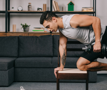 how to workout without a gym at home