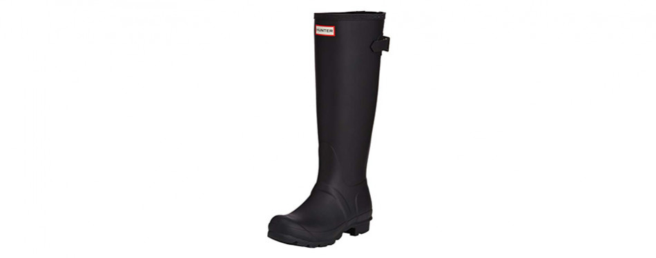 hunter women's original adjustable rain boots