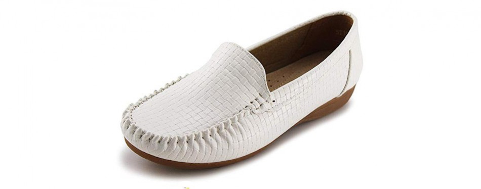 jabasic women's slip-on loafers