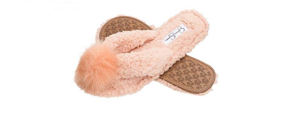 jessica simpson comfort spa slippers