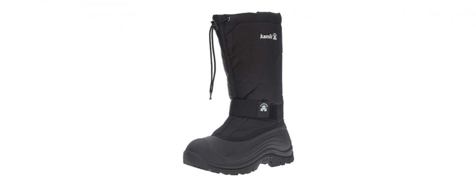 kamik men's greenbay 4 cold-weather boot