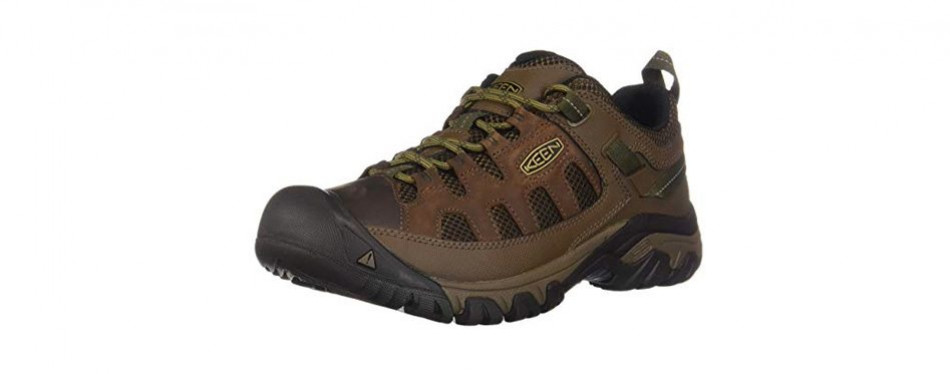 keen targhee vent hiking sneakers