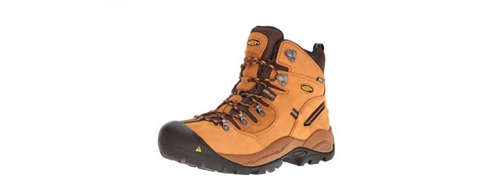 keen utility pittsburgh steel toe work boot