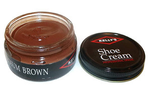 kelly's shoe cream professional shoe polish