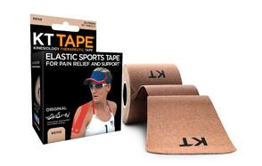 kt tape original cotton elastic kinesiology tape
