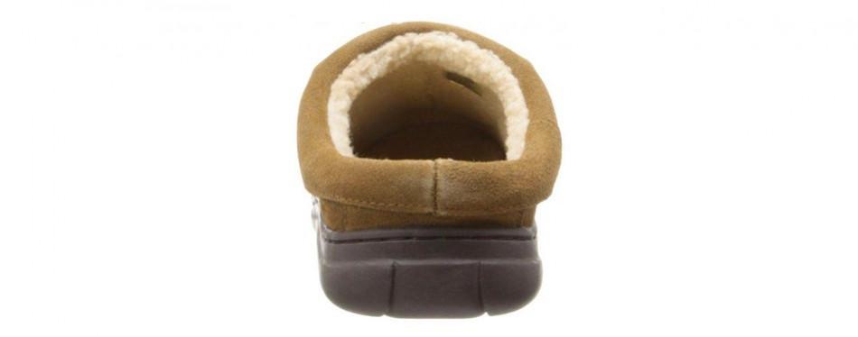 l.b. evans men's edmonton slipper