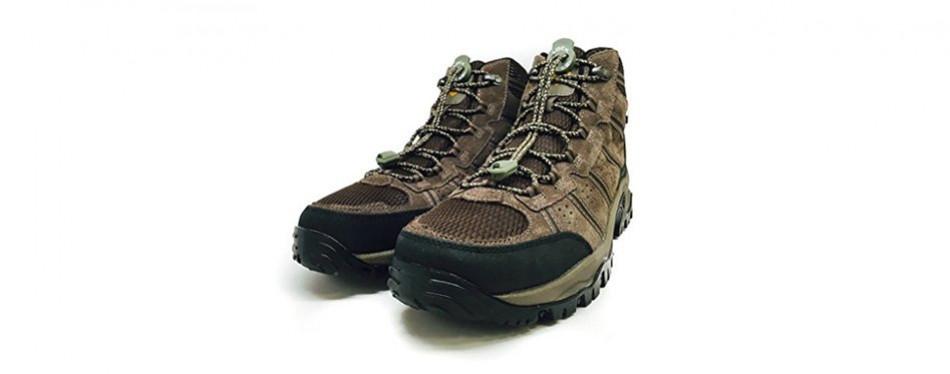 lock laces heavy duty no tie boot laces