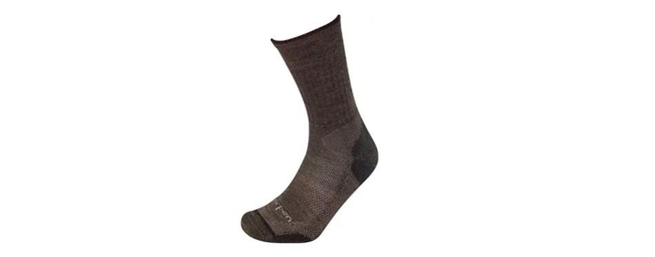 lorpen t2w merino light hiker-two pack sock