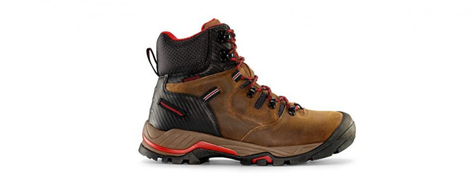 maelstrom zion earth brown waterproof work boot