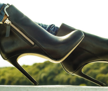 make your high heels more comfortable with these great tricks