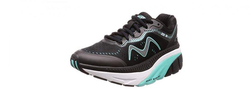 mbt women's zee 18 athletic shoes