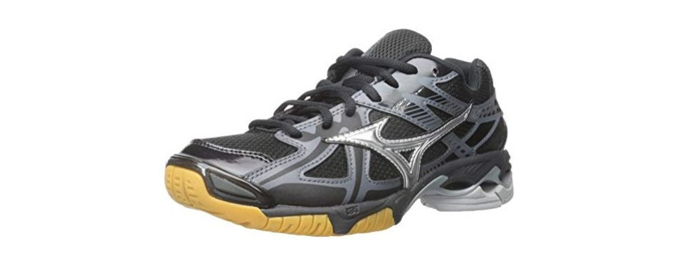 mizuno volleyball shoes size 5 review