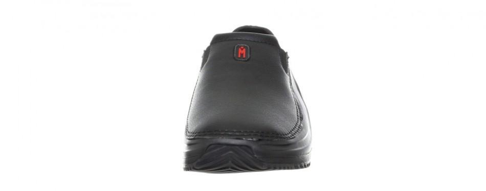 mozo men's sharkz slip resistant work shoe