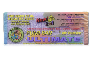 mr. pumice ultimate pumi bar 2 in 1