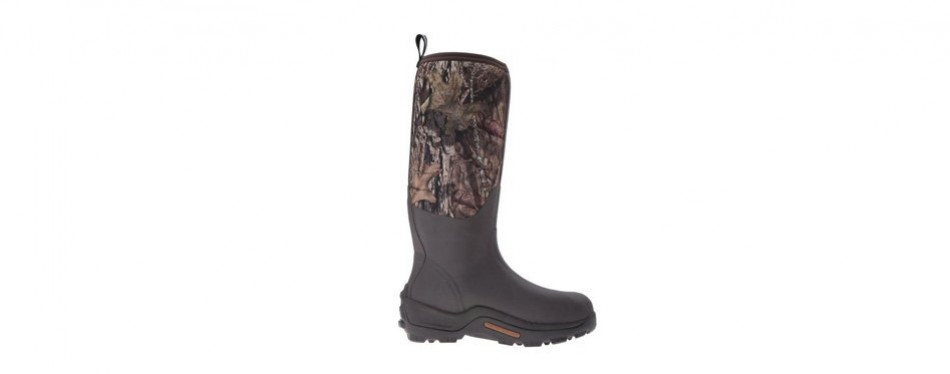 muck boot woody max rubber insulated men's boot