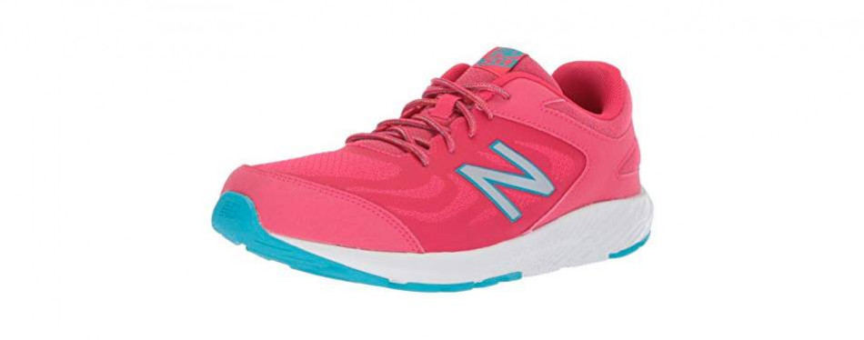 new balance girls 519 v1 running shoe