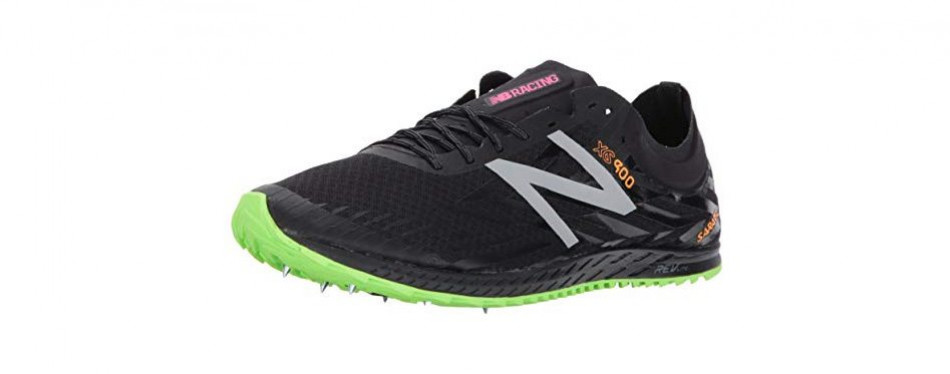 new balance men's 900v4 removable spike