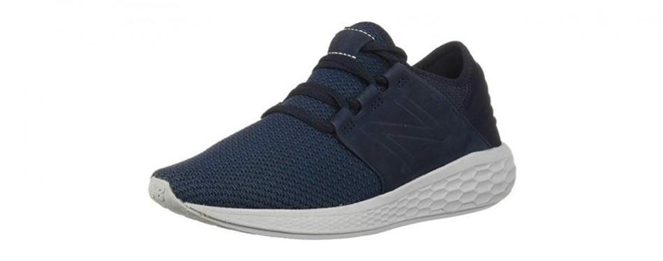 new balance men's cruz v2 fresh foam running shoes