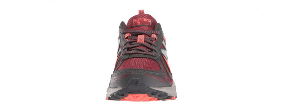 3. new balance women's wt410v5 cushioning trail running shoe