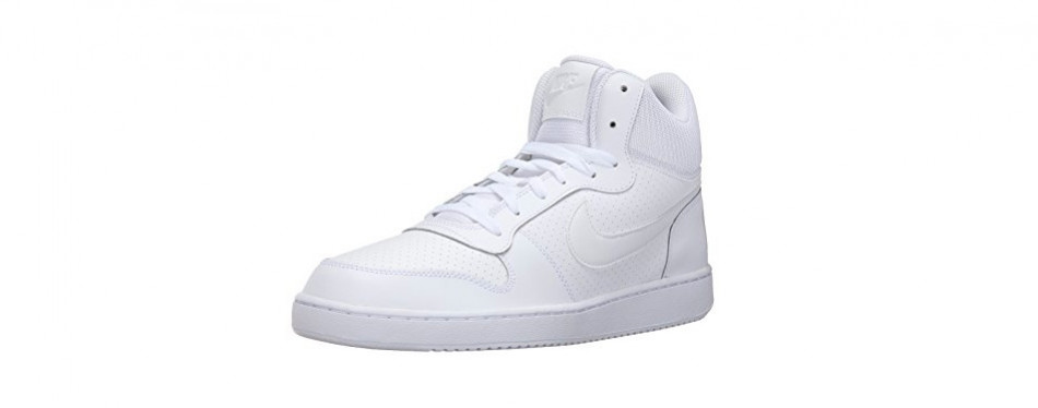 nike court borough mid basketball shoes