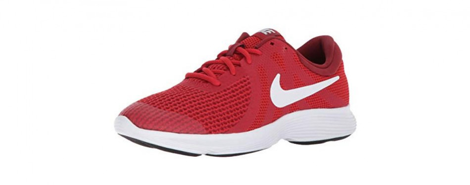 nike kids revolution 4 gs running shoe
