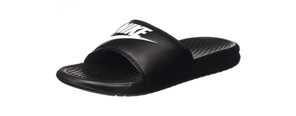 nike men's benassi athletic sandal