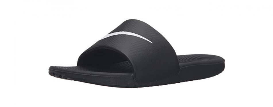 nike men's kawa slide athletic sandal
