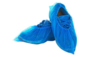 oceantree disposable shoe covers -100 pack
