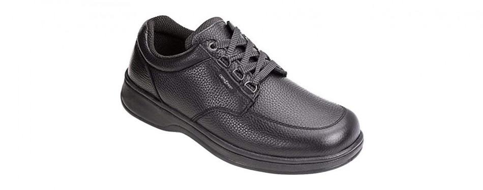 orthofeet avery island men's walking shoe