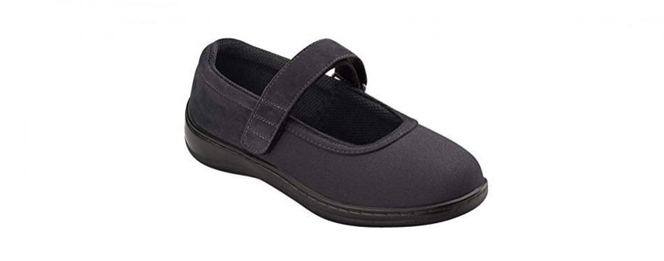 orthofeet springfield mary jane shoes