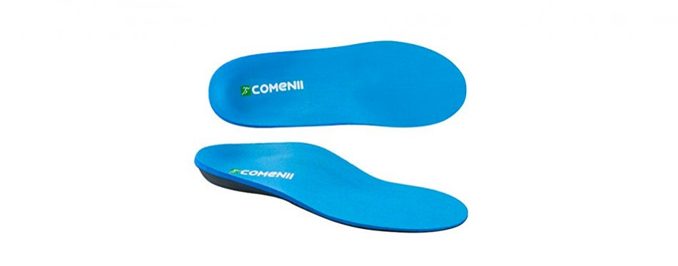 orthotics for flat feet by comenii