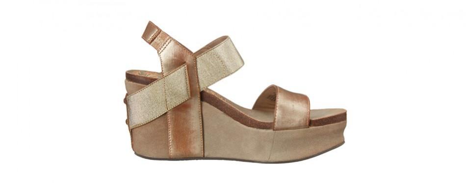 otbt women's bushnell wedge sandal