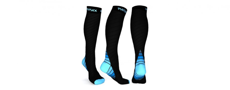 physix gear compression socks for men and women