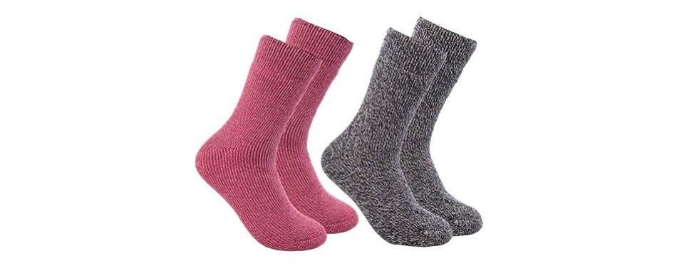 polar extreme warm thermal socks for women