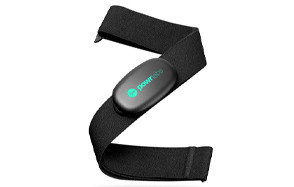 powr labs heart rate monitor with chest strap