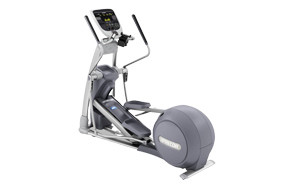 precor efx 835 elliptical fitness cross-trainer