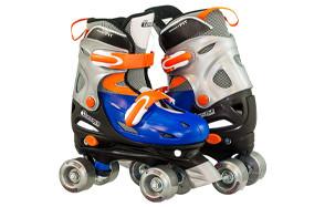 chicago boy's adjustable quad roller skate