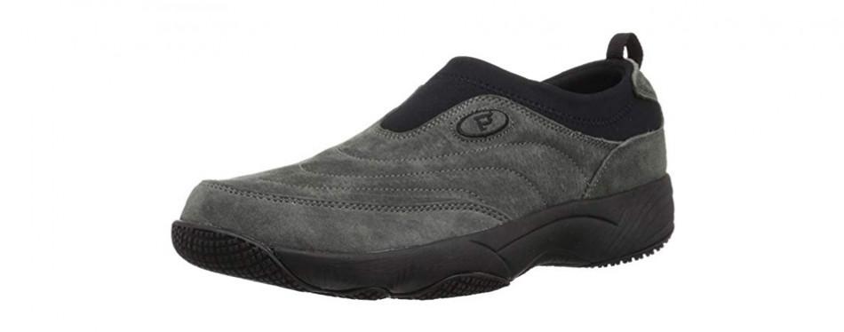 propet men's wash n wear slip-on loafer