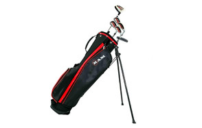 ram golf sgs men's right-hand golf clubs set