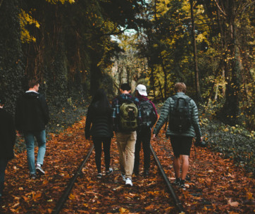 reasons to join a walking club