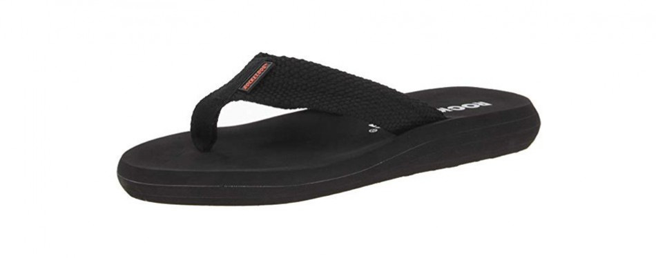 rocket dog women's sunset webbing flip flop