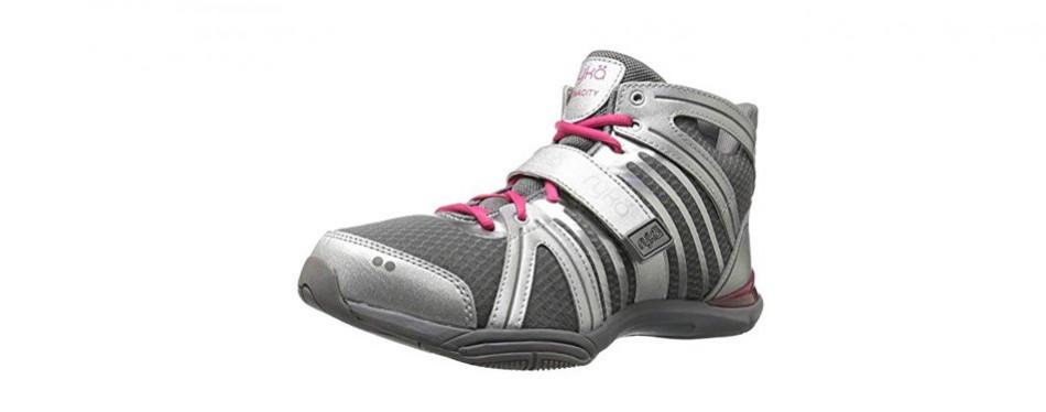 ryka women's tenacity shoes for jazzercise