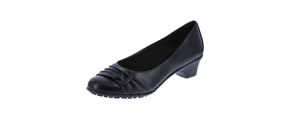 safetstep women's slip-resistant trina pump