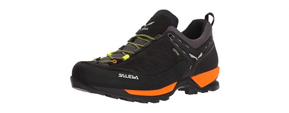 salewa men's mountain trainer gtx hiking shoe