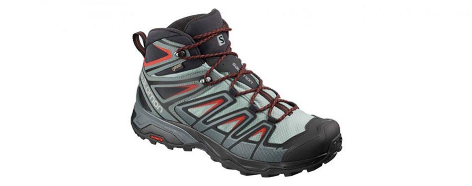 salomon men's x ultra 3 mid gtx hiking boot