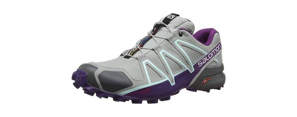 salomon women's speedcross 4 trail sneaker