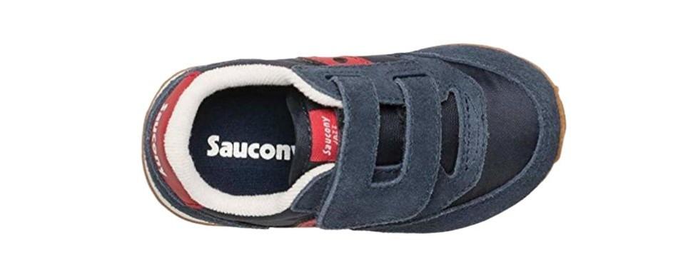 saucony kids' baby jazz sneaker