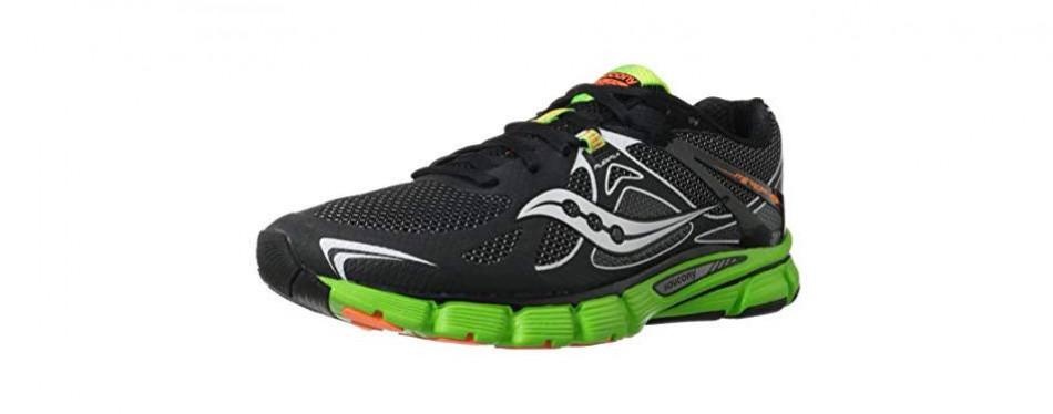 saucony mirage 4 men's running shoe