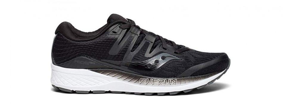 saucony ride iso women's running shoe