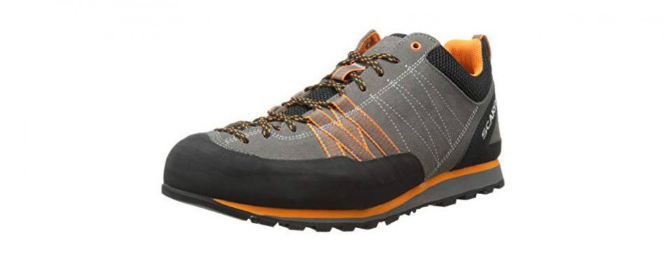 scarpa men's crux approach hiking shoe